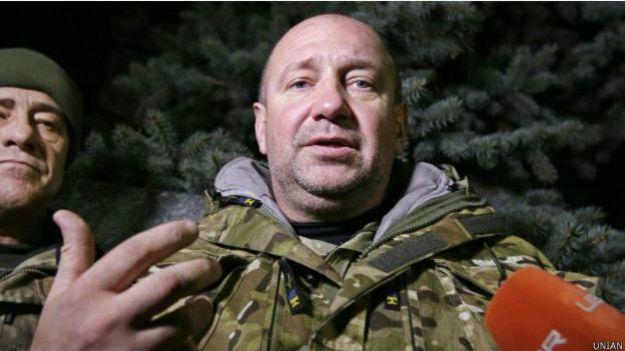 Сергей Мельничук у микрофона