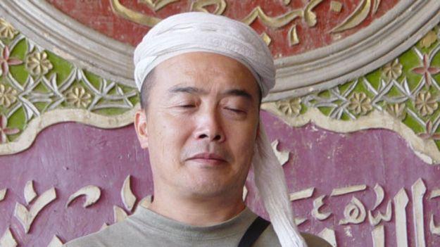 王力雄-2006年新疆莎车清真寺