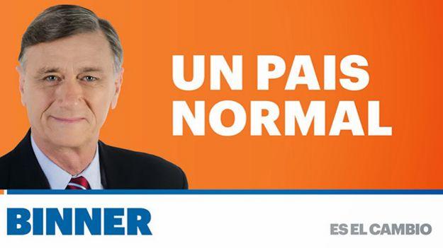 Campaña de Hermes Binner