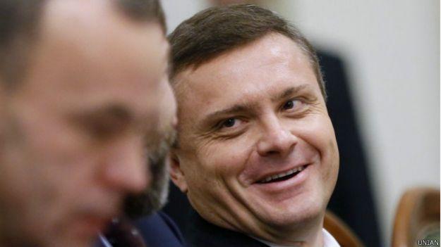 Янукович называет Сергея Левочкина виновным в разгоне студентов