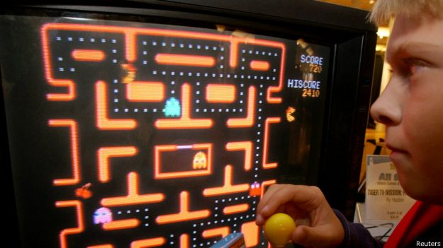 Pac Man | Foto: Reuters