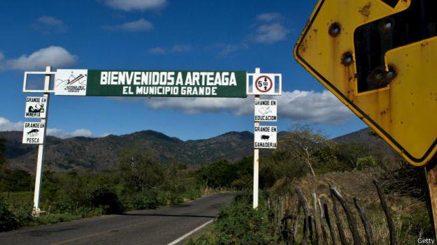 Arteaga, Michoacán