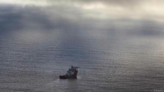busqueda en alta mar