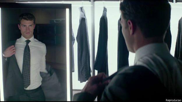 Jamie Dornam em 50 Tons de Cinza | Foto: Reprodução