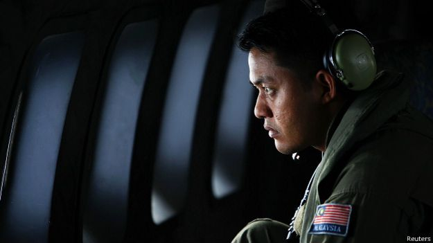 Búsqueda MH370