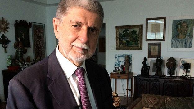 Celso Amorim (Foto: BBC Brasil)
