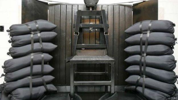 Комната для расстрелов