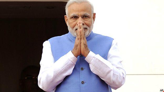 नरेंद्र मोदी, भाजपा नेता,