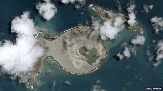 Hunga Tonga