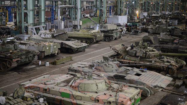 Producción y comercio de armamento. Un negocio en alza. - Página 3 150318151051_rebel_tank_624x351_getty