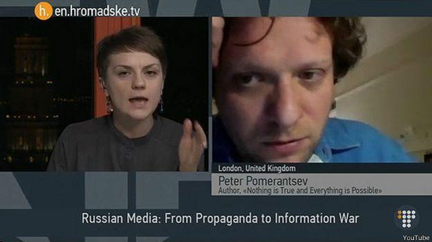 Peter Pomerantsev, periodista y experto en Rusia