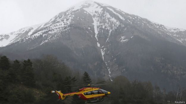 Accidente Germanwings