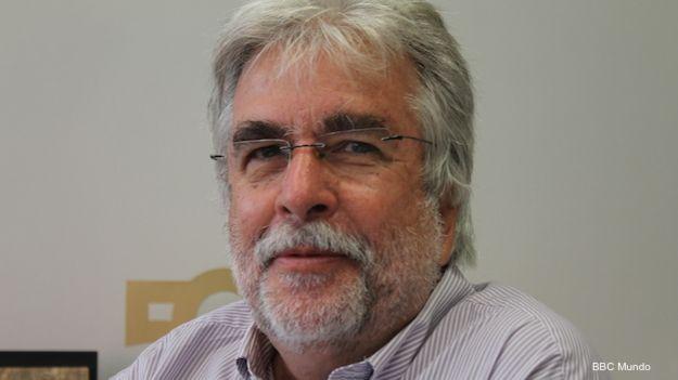 Maurício Guedes, director del parque tecnológico de la Universidad Federal de Río de Janeiro.