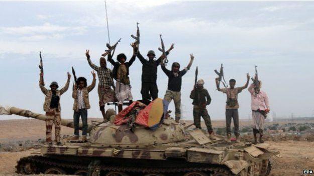 Según la Agencia de Prensa Saudita (SPA),  la operación militar contó con el apoyo de Sudán, Marruecos, Egipto y Pakistán.