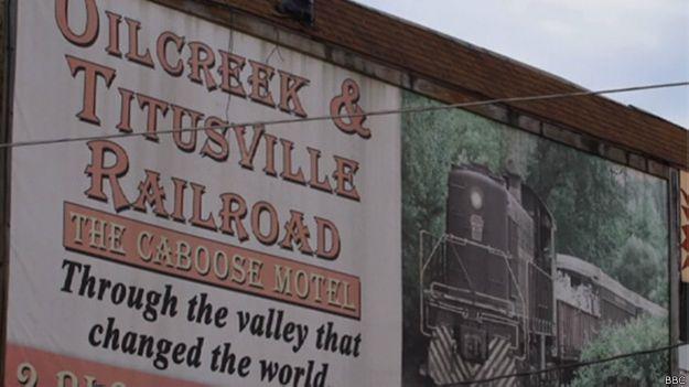 Primer pozo estadounidense: Titusville, Pensilvania