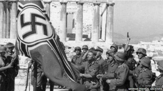 prestamo forzoso de grecia a alemania