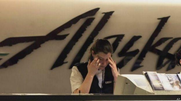 Регистрация Alaska Airlines