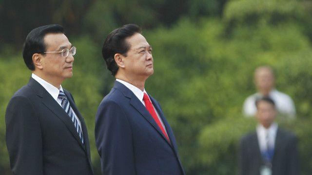 Thủ tướng Trung Quốc thăm Việt Nam