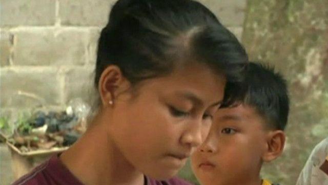 इंडोनेशिया में घरेलू नौकरानियां