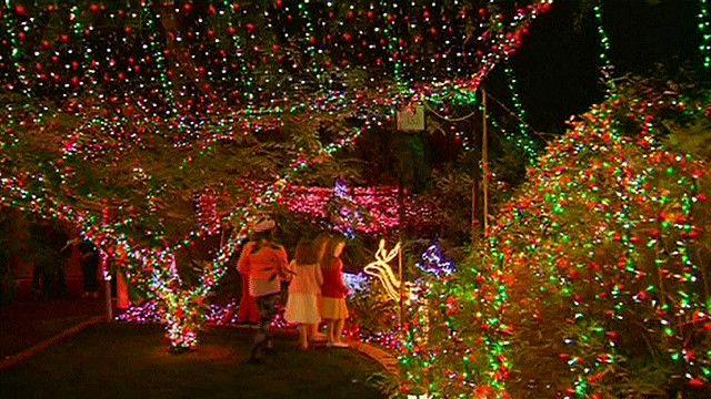Kỷ lục đèn Giáng sinh