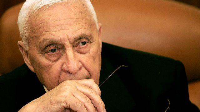 Cựu lãnh đạo Israel, ông Ariel Sharon