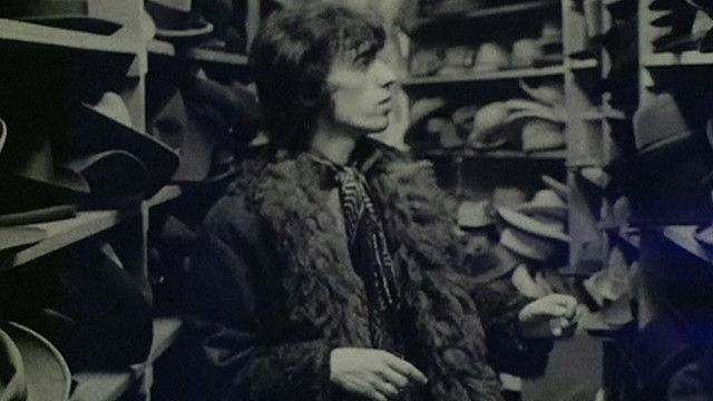 O baixista Bill Wyman, ex-integrante dos Rolling Stones (BBC)