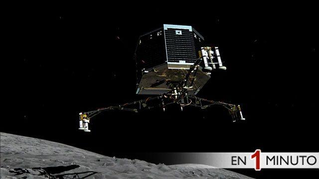 Sonda espacial Rosetta