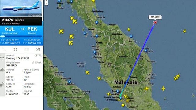 Malaysia Flight