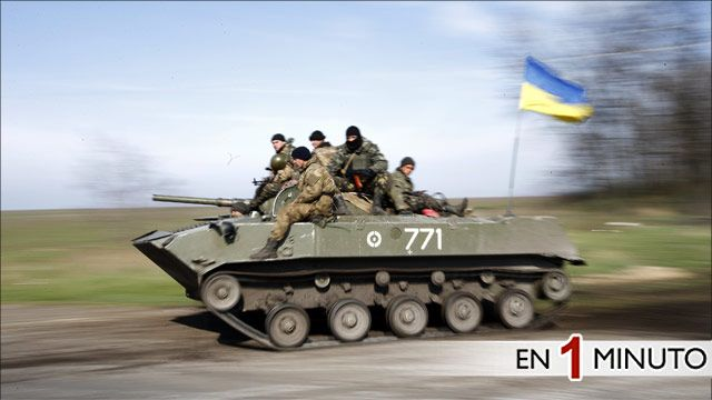 Tropas ucranianas