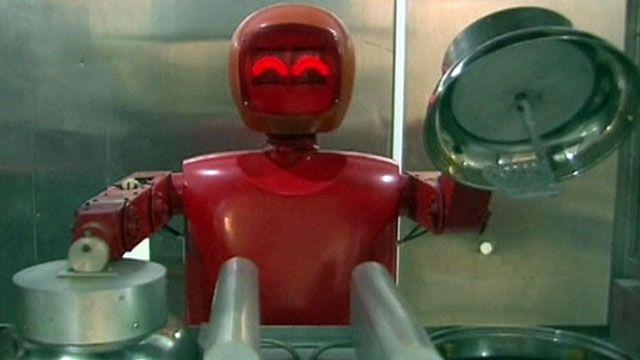 Robot cocinero