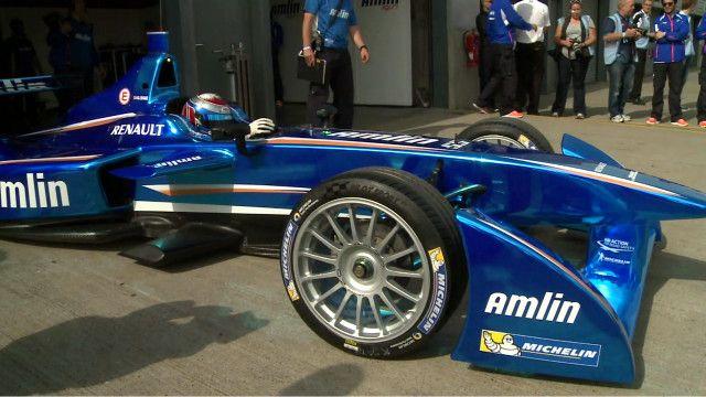 Auto de Fórmula E