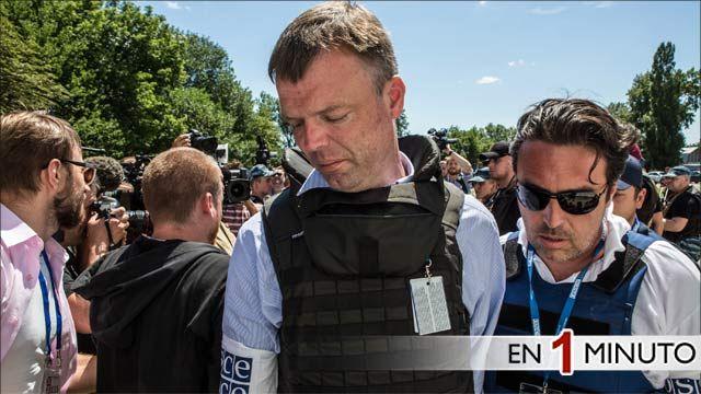 Miembros de la OSCE en Ucrania