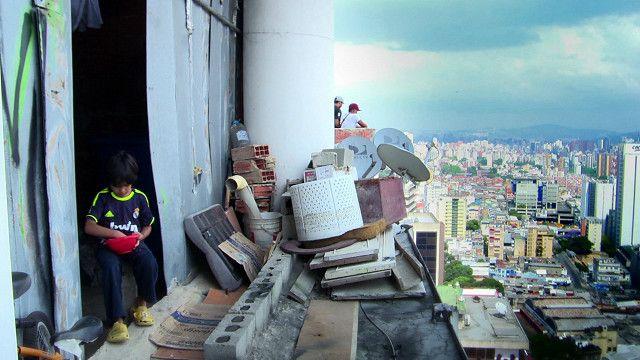 Torre de David, Caracas