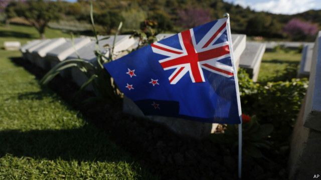 Selandia Baru Picture: Tenggat Untuk Usulan Bendera Selandia Baru