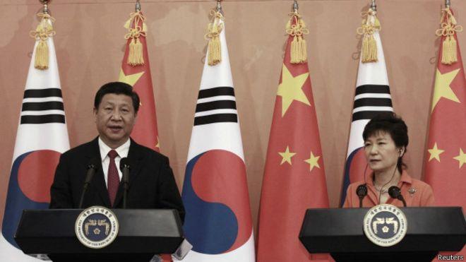 台灣政府稱中韓FTA為其最擔憂之事