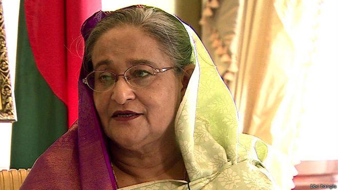 বাংলাদেশে আইএস তৎপর নয়: শেখ হাসিনা