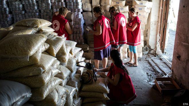 ООН: через конфлікт на Донбасі голодують 1,5 мільйона людей