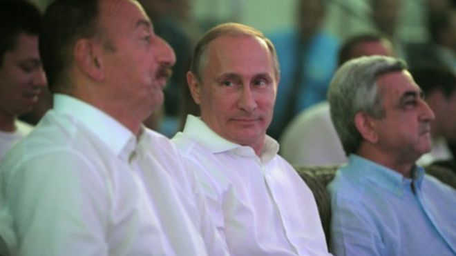 Azərbaycan Rusiyaya dostdurmu? Ruslar necə düşünür?