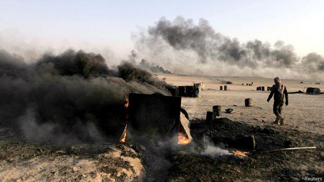 Koalisiya qüvvələri Suriyada yanlışlığa yol verib -