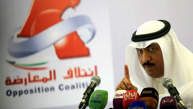 سجن المعارض الكويتي مسلم البراك عامين لـ