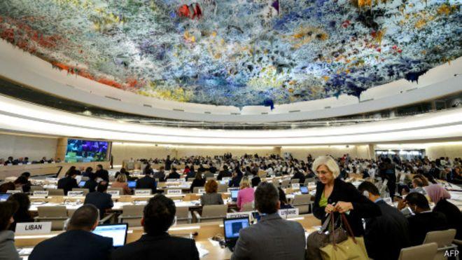 中国网络自由观察:联合国调查员要求中国停止打压律师