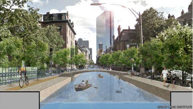 Proyecto para Boston
