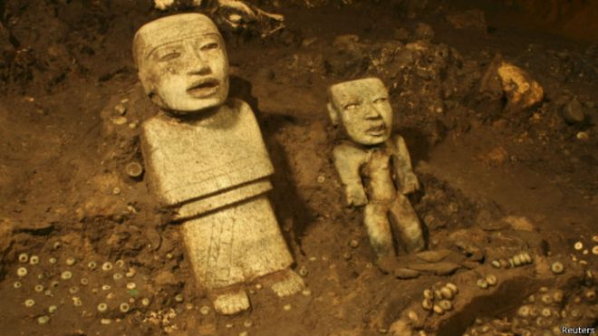 ciudad prehispánica de Teotihuacán