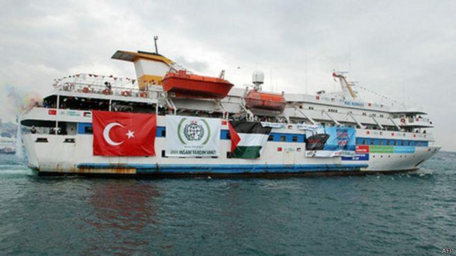 الاندبندنت: تحقيق بريطاني في الهجوم الإسرائيلي على سفينة مرمرة