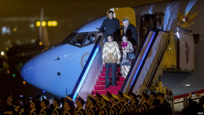Jokowi KTT APEC