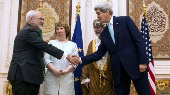 از گستاخی آمریکا تا لبخند طرف ایرانی