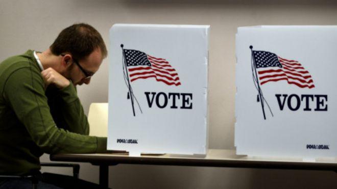 美国中期选举