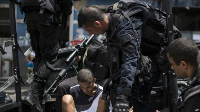 Raio-x da violência no Brasil em 10 pontos