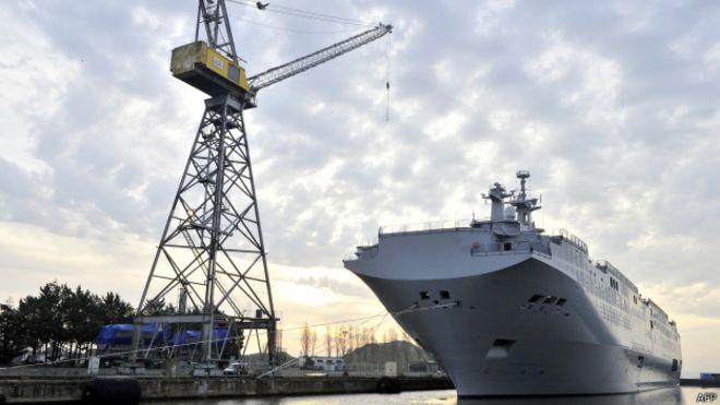 Франция и Египет подписали соглашение о купле - РБК