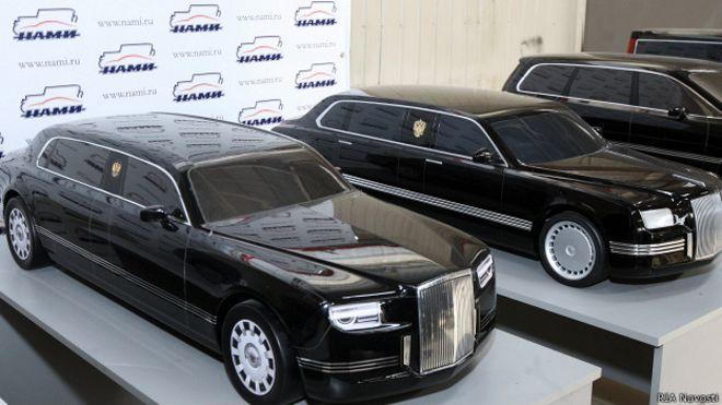 лимузин кортеж для президента фото